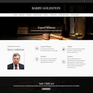 Barry Goldstein - Website
