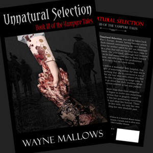 Wayne Mallows - Book Cover