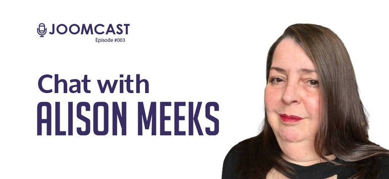 Interview Alison Meeks Joomla Community Magazine April 2018